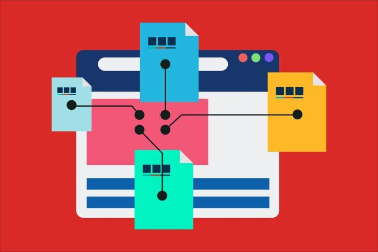 Diseño páginas web - Uso de la semántica en la maquetación 01