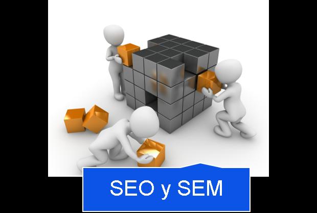 SEM y SEO – Diagnosticar estrategias combinadas 01