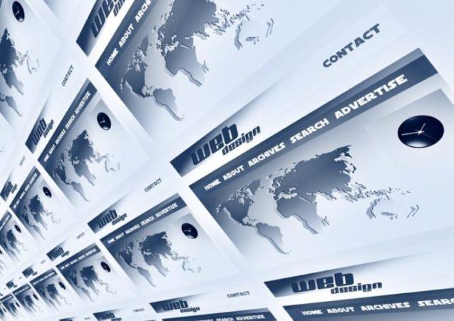 Diseño de páginas web - grupodigital360 - 00