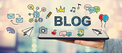 Diseño de blog - Grupodigital360