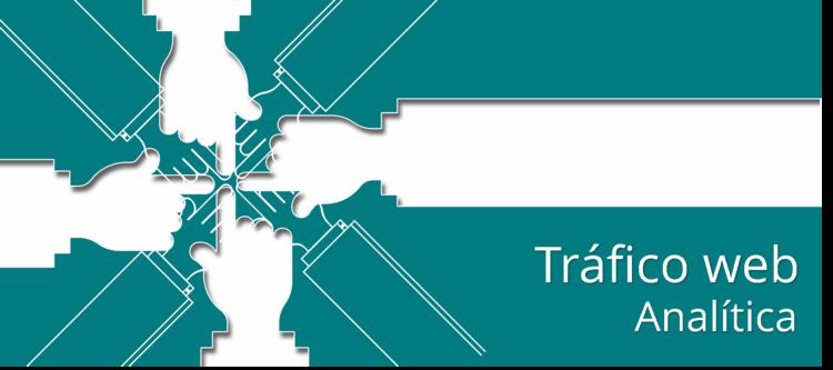 Trafico web analitica - GrupoDigital360