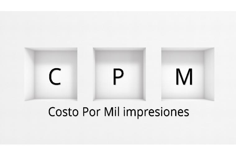 CPM - Costo por mil impresiones - GrupoDigital360