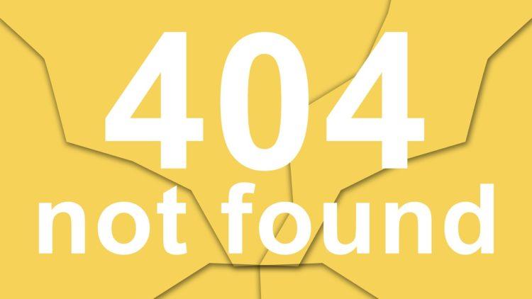 Error 404 - Google Search Console - GrupoDigital360