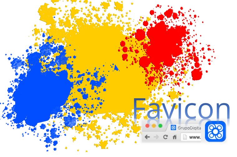Favicon - Qué es - GrupoDigital360