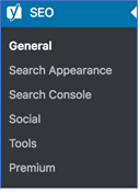 Google Search Consola - GrupoDigital360 - YoastSEO opciones