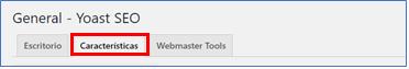 Sitemap XML - GrupoDigital360 - YoasSEO - Caracteristicas
