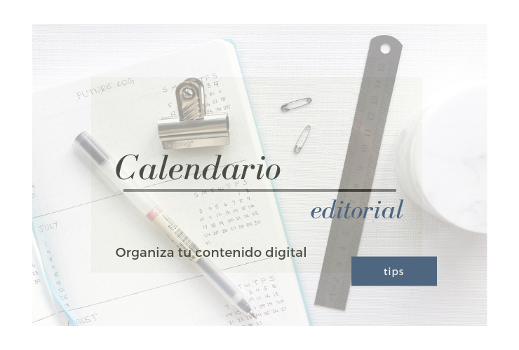 Calendario editorial - GrupoDigital360