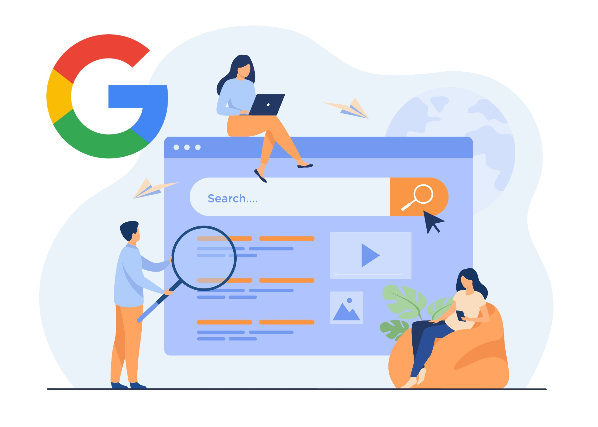 Page Experience Algoritmo SEO